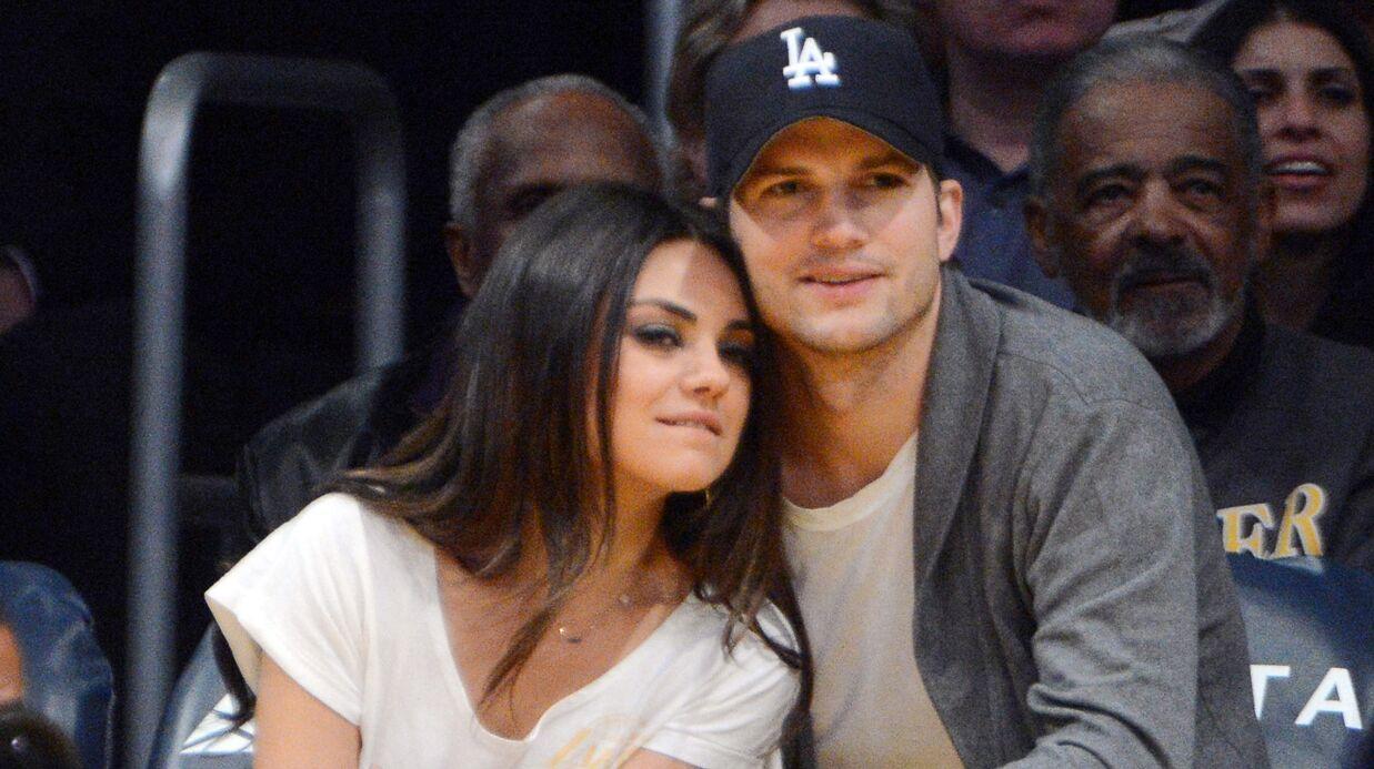 Ashton Kutcher et Mila Kunis: découvrez le prénom de leur petit garçon