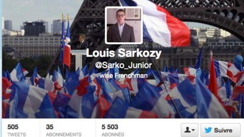 Sur Twitter, Louis Sarkozy s'engage pour le mariage gay