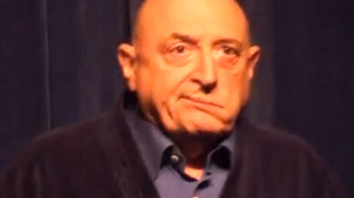 VIDEO Paralysé du visage, Guy Montagné en a fait un sketch