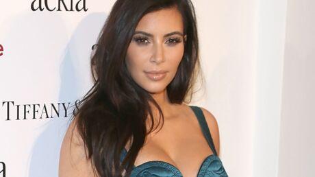 PHOTOS Kim Kardashian dévoile ses fesses sur des clichés bizarres