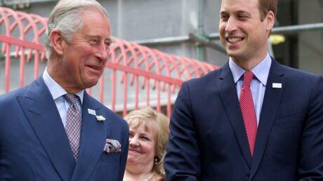 Le prince Charles est inquiet de l'influence de la famille Middleton sur son fils William