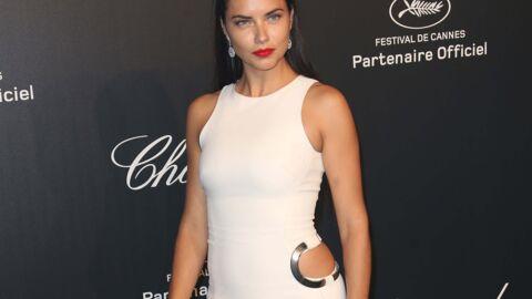 Adriana Lima raconte sa «dure» vie de mannequin sur Instagram