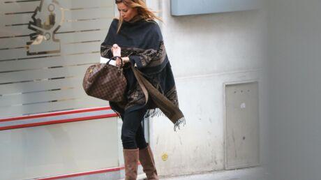 PHOTOS EXCLUSIVES – Ingrid Chauvin est enceinte