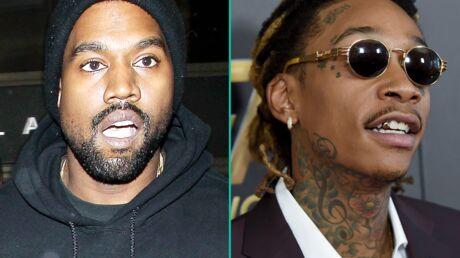 Kanye West et Wiz Khalifa font la paix après leur gros clash sur Twitter