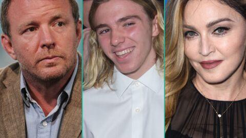 Madonna persuadée que Guy Ritchie a monté leur fils contre elle