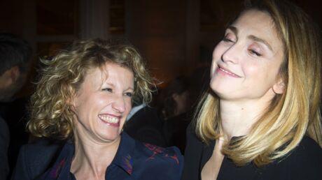 PHOTOS Julie Gayet et Alexandra Lamy super copines, Virginie Efira élégante aux Trophées du film français