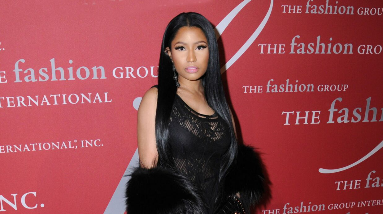 Nicki Minaj cambrio­lée : on lui vole pour 200 000 dollars de bijoux