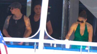 Casper et J-Lo sont sur un bateau…