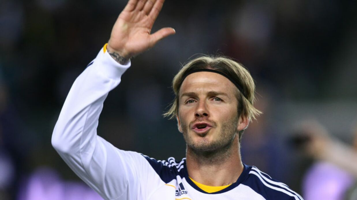 Officiel: David Beckham ne viendra pas à Paris