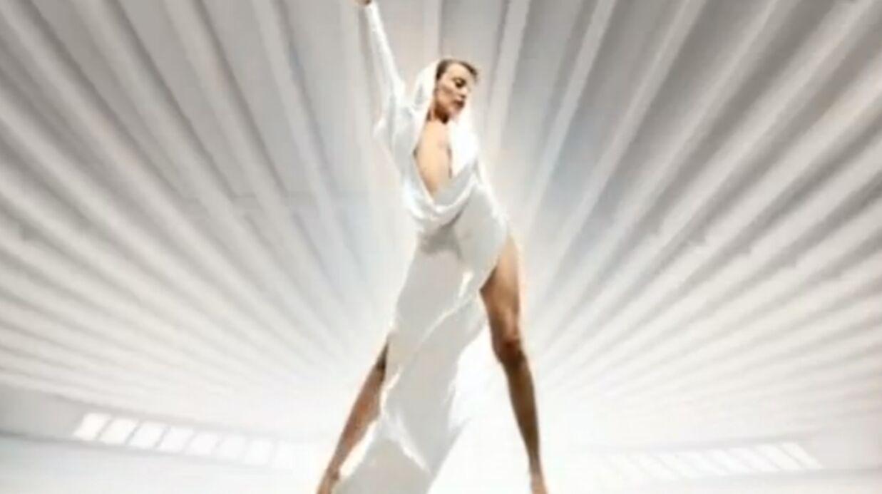Une chanson de Kylie Minogue élue la plus écoutée de la décennie