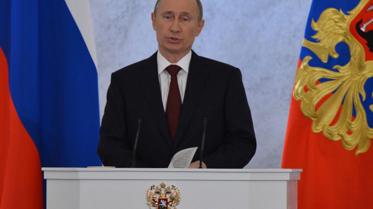 Vladimir Poutine a accordé la citoyenneté russe à Gérard Depardieu