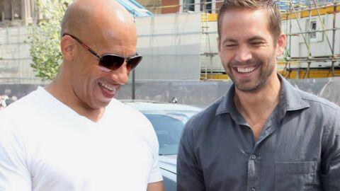 Vin Diesel ne se remet pas de la mort de Paul Walker