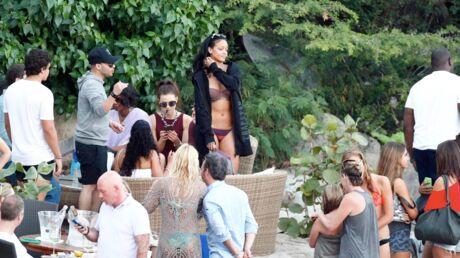 PHOTOS Rihanna, coup de fatigue à Saint Barth!