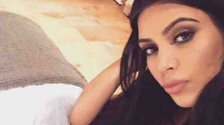 PHOTO Kim Kardashian dévoile une première photo de son petit Saint West