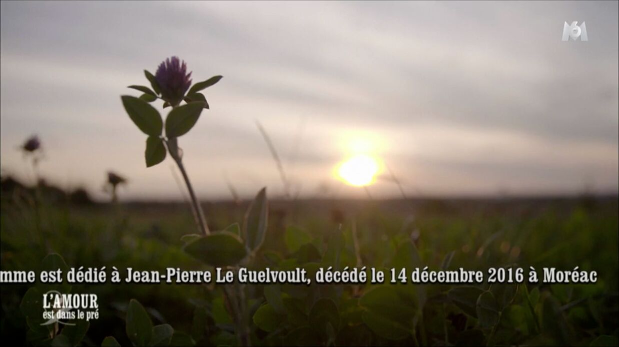 L'amour est dans le pré: une erreur dans le nom de Jean-Pierre lors de l'hommage diffusé hier
