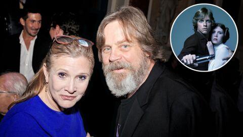 Carrie Fisher: Mark Hamill lui rend hommage dans une lettre émouvante