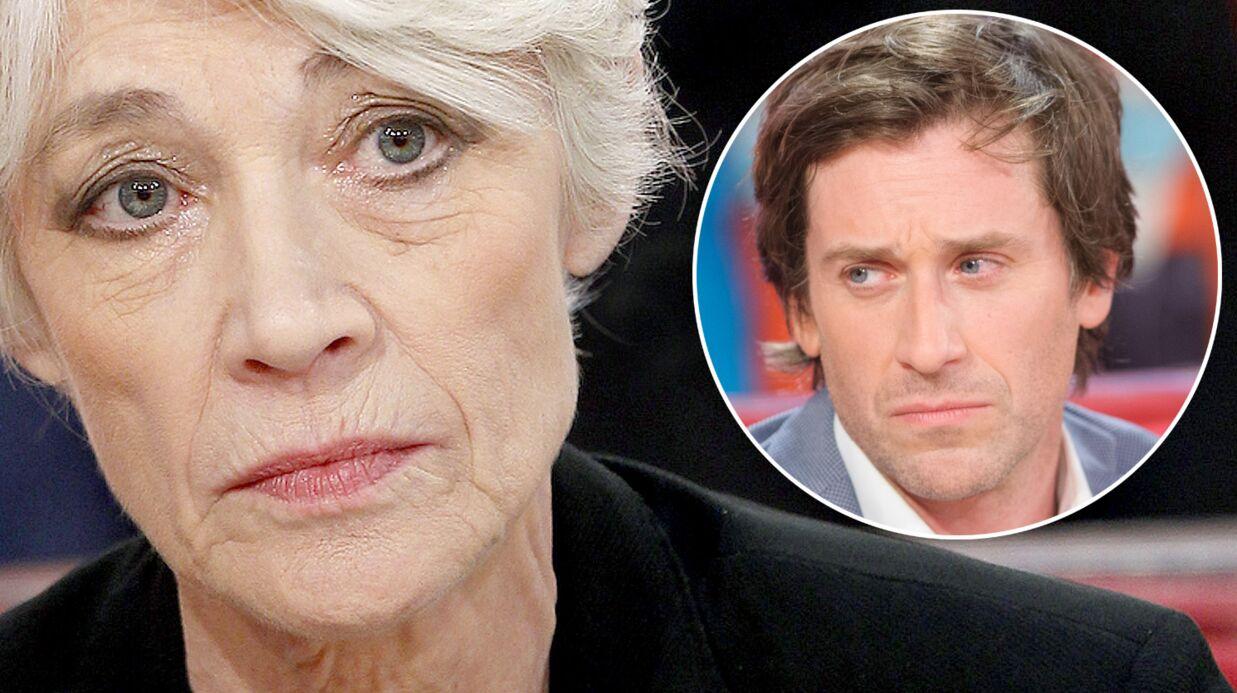 Françoise Hardy révèle ce que lui a dit son fils Thomas Dutronc lorsqu'il la pensait condamnée