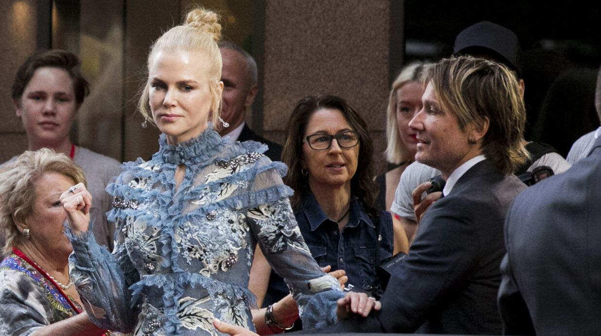 PHOTOS Nicole Kidman et Keith Urban se disputent en plein tapis rouge