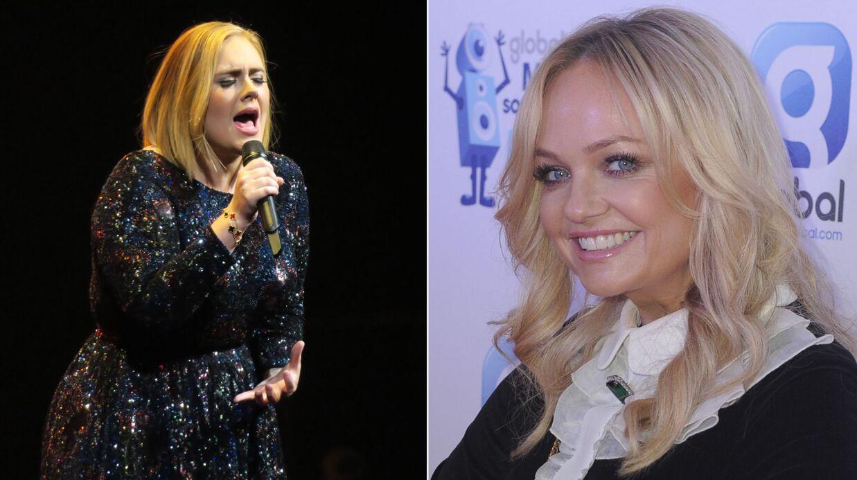 Adele, Emma Bunton… Une Anglaise découvre les numéros perso de plusieurs stars dans son nouvel iPhone!