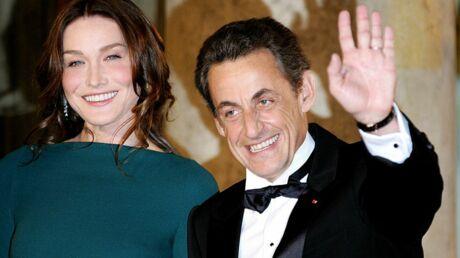 Nicolas Sarkozy et Carla Bruni en vacances au Canada