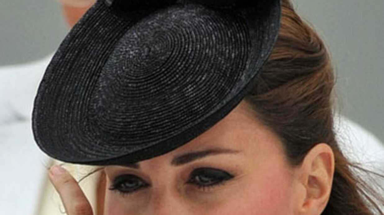 L'ex-garde du corps de Diana craint pour la sécurité du bébé de Kate Middleton