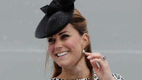 Kate Middleton est «nerveuse» mais se sent en «pleine forme» avant le jour J