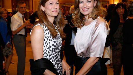PHOTOS Valérie Trierweiler et l'épouse de Manuel Valls heureuses de se retrouver