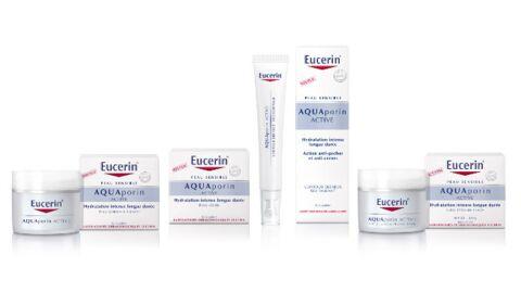 Eucerin repense sa gamme de soin pour peaux déshyd…