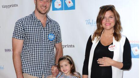 Tiffani Thiessen (Sauvés par le gong, Beverly Hills) vient d'avoir un deuxième enfant