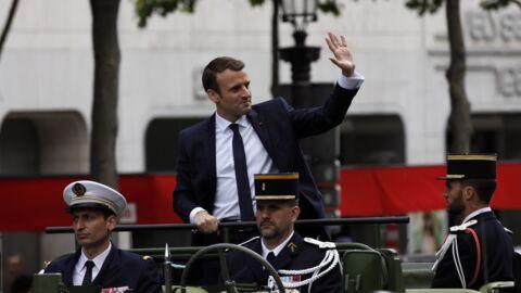 Un homme qui voulait tuer Emmanuel Macron le 14 juillet arrêté et mis en examen