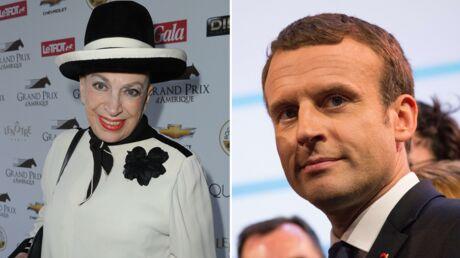 Geneviève de Fontenay déçue par Emmanuel Macron: «Je n'ai pas l'impression qu'il m'ait écoutée»
