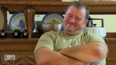 L'amour est dans le pré 12: Jean-Marc a déjà perdu 30 kilos