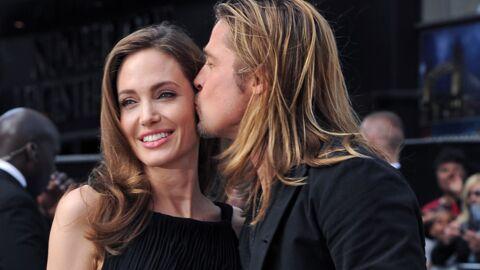 DIAPO Angelina Jolie radieuse pour sa première apparition depuis son opération