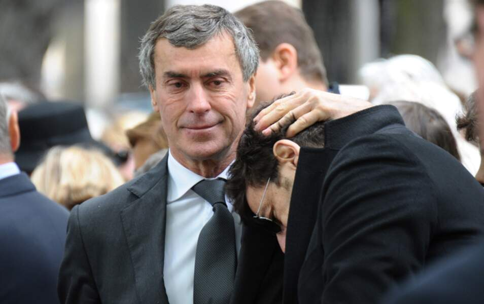Jérôme Cahuzac et Patrick Bruel