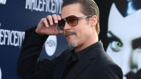Brad Pitt met en garde l'homme qui l'a agressé sur un tapis rouge