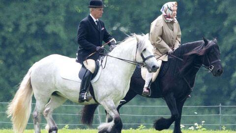 PHOTO À 88 ans, la reine Elizabeth II continue à faire du cheval tous les matins
