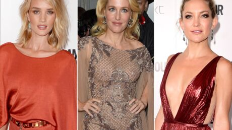 PHOTOS Gillian Anderson trahie par sa robe, Kate Hudson ultra sexy aux Glamour Awards 2015