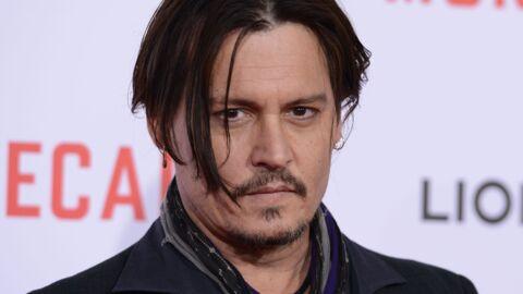 Johnny Depp, nouvelle égérie Dior