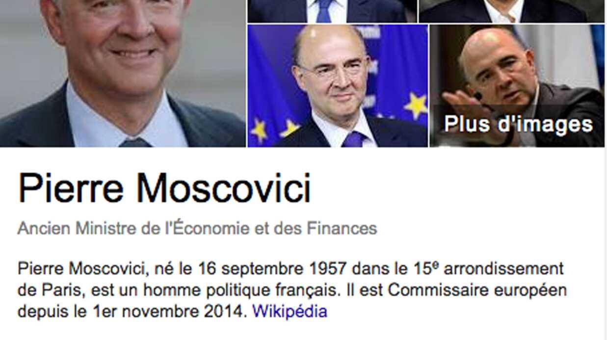 Pierre Moscovici se marie dans quelques jours… Mais pas avec Marie-Charline