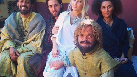 PHOTOS Game of Thrones: découvrez les doublures de Daenerys, Tyrion, Daario…