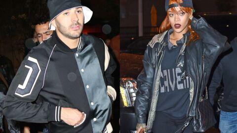PHOTO Benzema et Rihanna dînent ensemble (et enflamment le web)