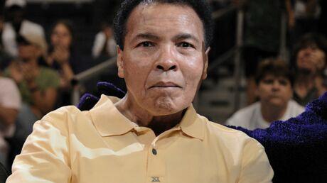 Mohamed Ali hospitalisé pour des problèmes respiratoires