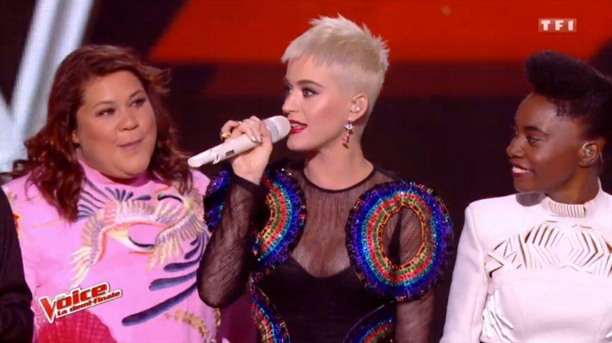 The Voice: Katy Perry surprend les talents pour la demi-finale