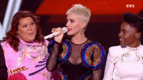 The Voice : Katy Perry surprend les talents pour la demi-finale