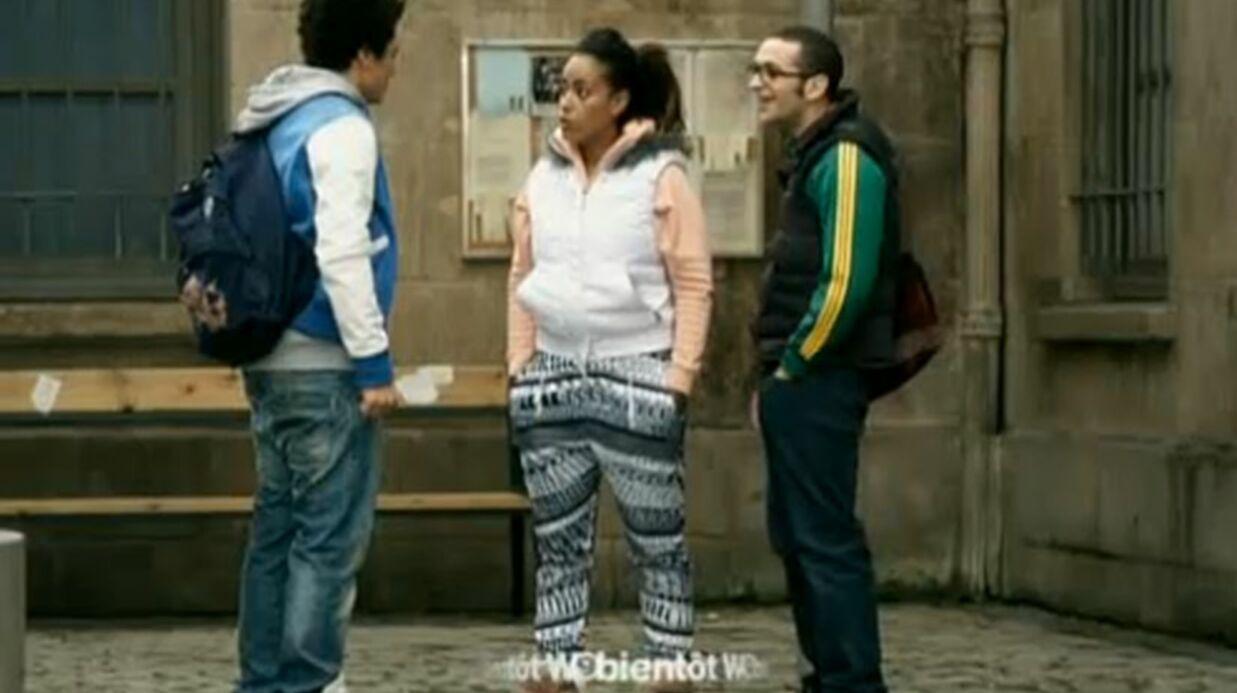 VIDEO Premières images d'Amel Bent dans SODA saison 2