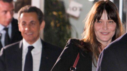 Carla Bruni «énervée» pendant le débat?