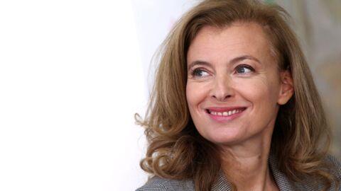 Comme première dame, Valérie Trierweiler coûte moins cher à l'État que Carla Bruni
