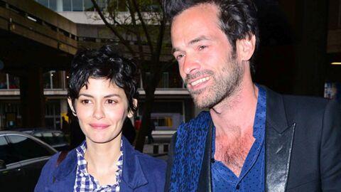 PHOTOS Audrey Tautou et Romain Duris très casual pour l'Écume des jours à Londres