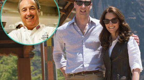 Kate Middleton et le prince William sévèrement critiqués par l'ex chef cuisinier de Lady Diana