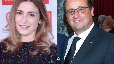 Julie Gayet: l'étonnante raison pour laquelle elle a demandé François Hollande en mariage